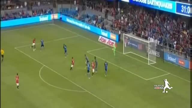 مانشستر يونايتد و سان خوسيه